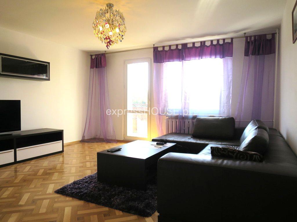 Mieszkanie trzypokojowe na wynajem Lublin, Czechów, Feliksa Nowowiejskiego  79m2 Foto 1
