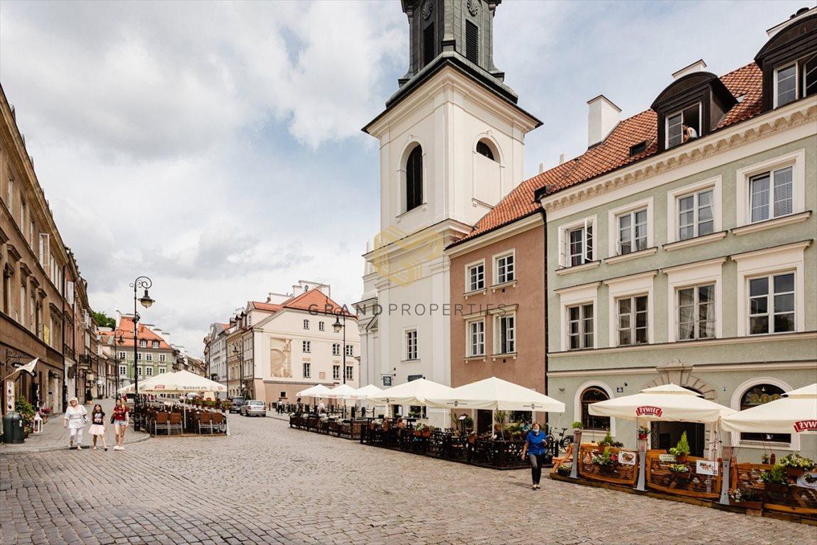 Mieszkanie trzypokojowe na sprzedaż Warszawa, Stare Miasto, Mostowa  55m2 Foto 11