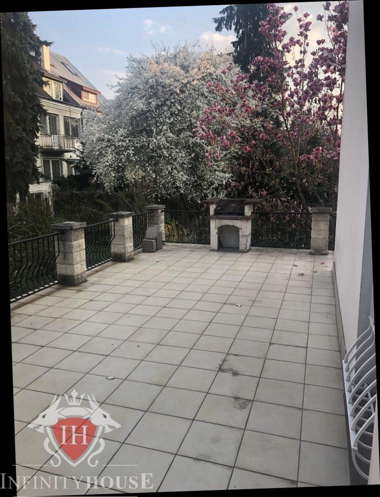 Dom na wynajem Warszawa, Praga-Południe, Saska Kępa  280m2 Foto 3