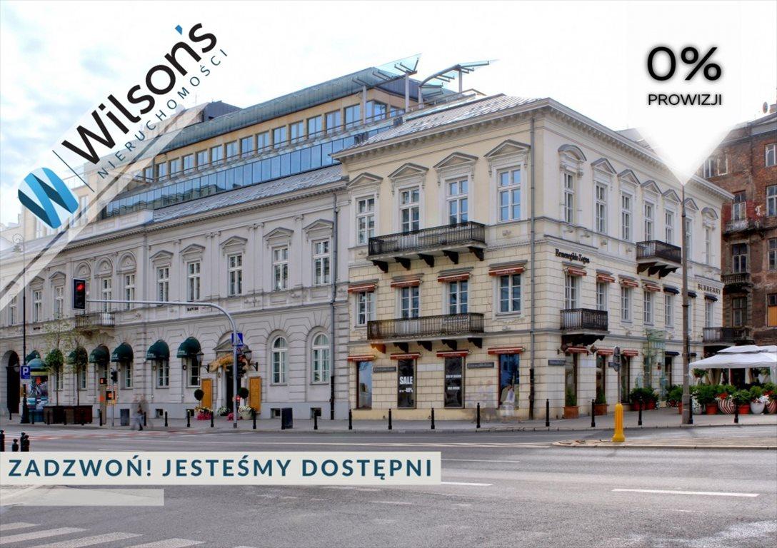 Lokal użytkowy na wynajem Warszawa, Śródmieście, Plac Trzech Krzyży  142m2 Foto 1