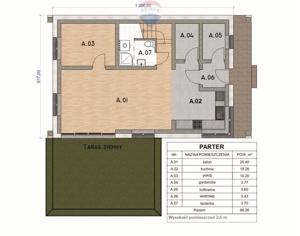Dom na sprzedaż Nowy Targ, Partyzantów  131m2 Foto 7