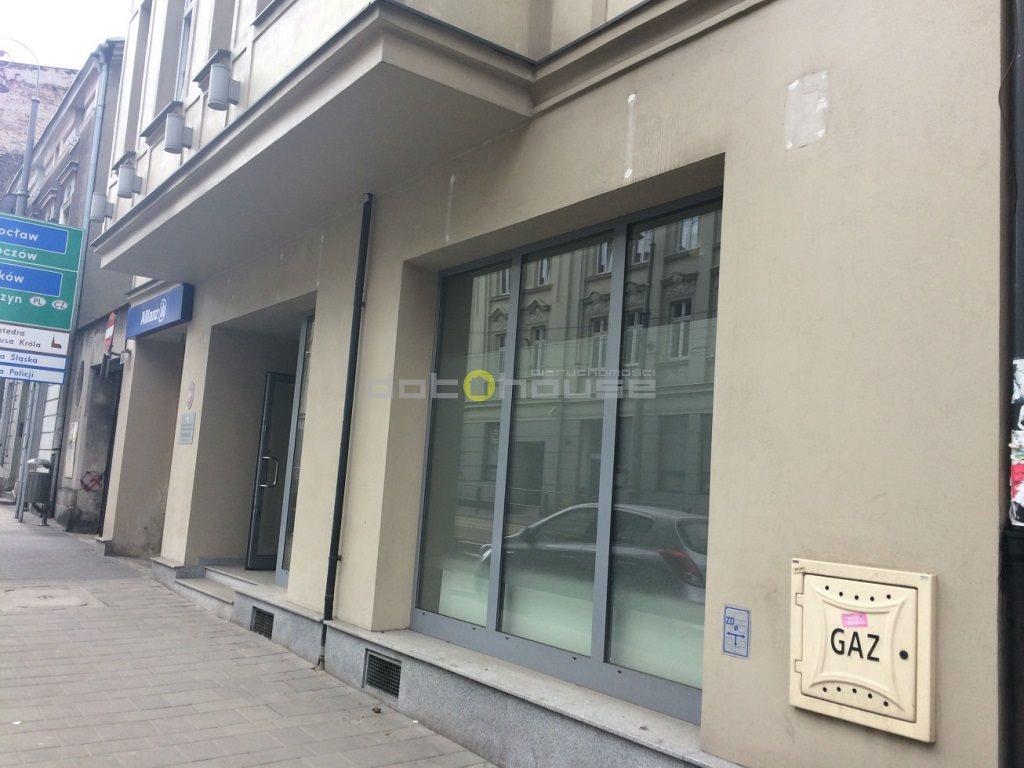 Lokal użytkowy na wynajem Katowice, Śródmieście, Kościuszki  115m2 Foto 2