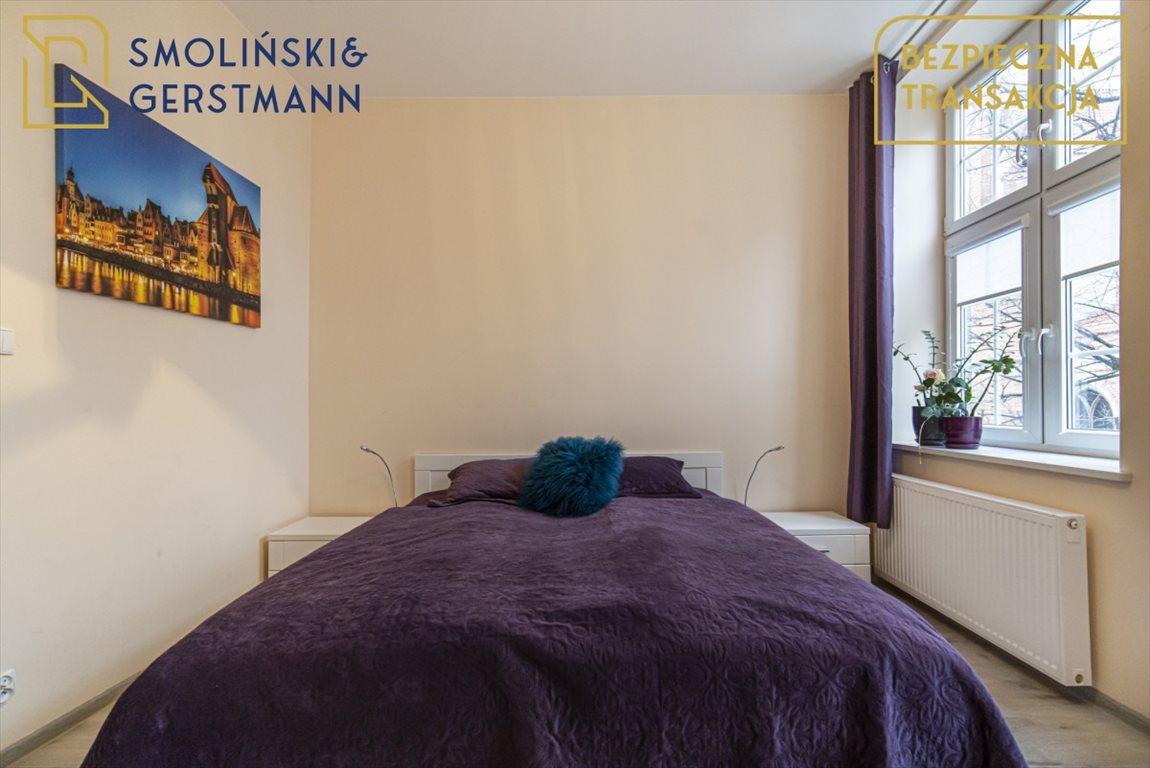Mieszkanie trzypokojowe na wynajem Gdańsk, Stare Miasto, Świętojańska  77m2 Foto 10