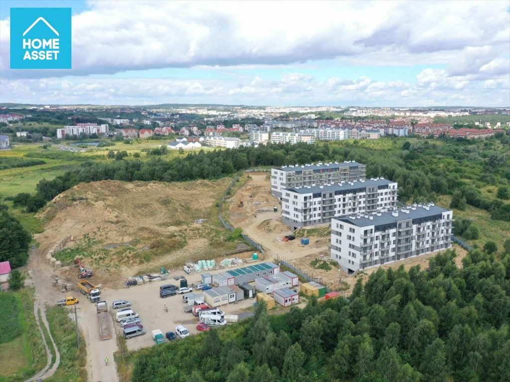Mieszkanie trzypokojowe na sprzedaż Gdańsk, Łostowice, Pastelowa  53m2 Foto 7