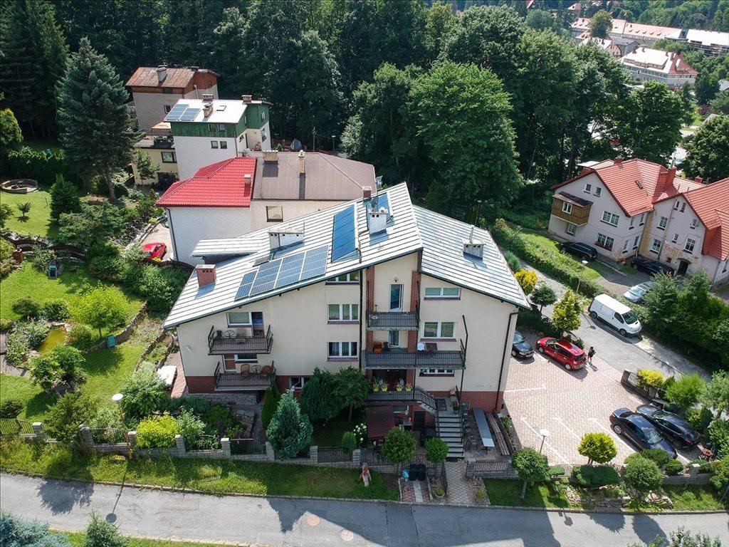 Mieszkanie trzypokojowe na sprzedaż Polanica-Zdrój, Polanica-Zdrój, Jaśminowa  58m2 Foto 2