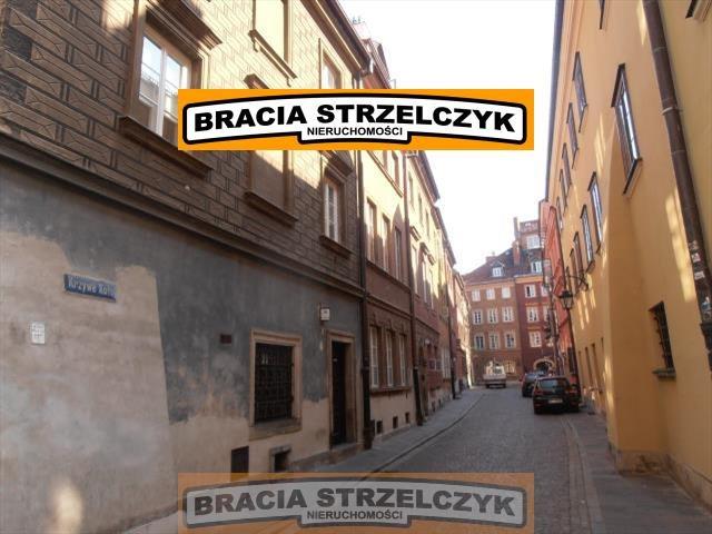 Kawalerka na sprzedaż Warszawa, Śródmieście, Krzywe Koło  29m2 Foto 1