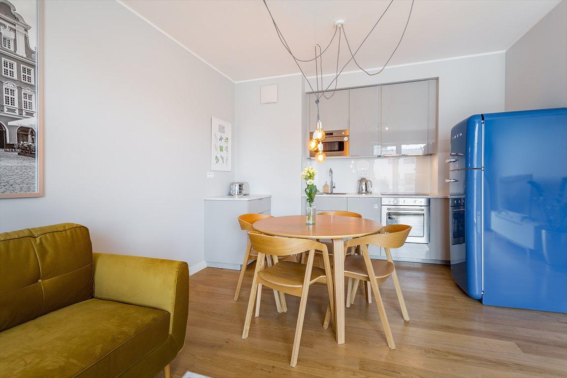Mieszkanie dwupokojowe na wynajem Poznań, Stare Miasto, Garbary  45m2 Foto 4