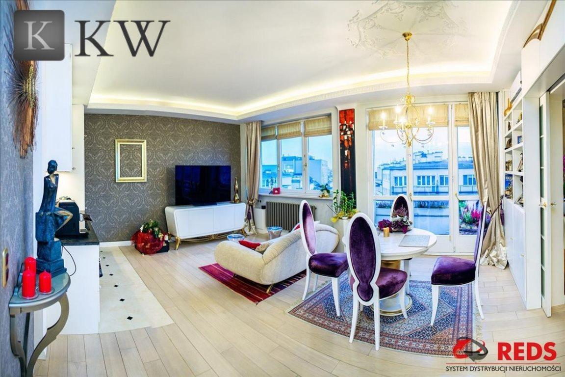 Mieszkanie dwupokojowe na sprzedaż Warszawa, Śródmieście, Juliana Bartoszewicza  62m2 Foto 1