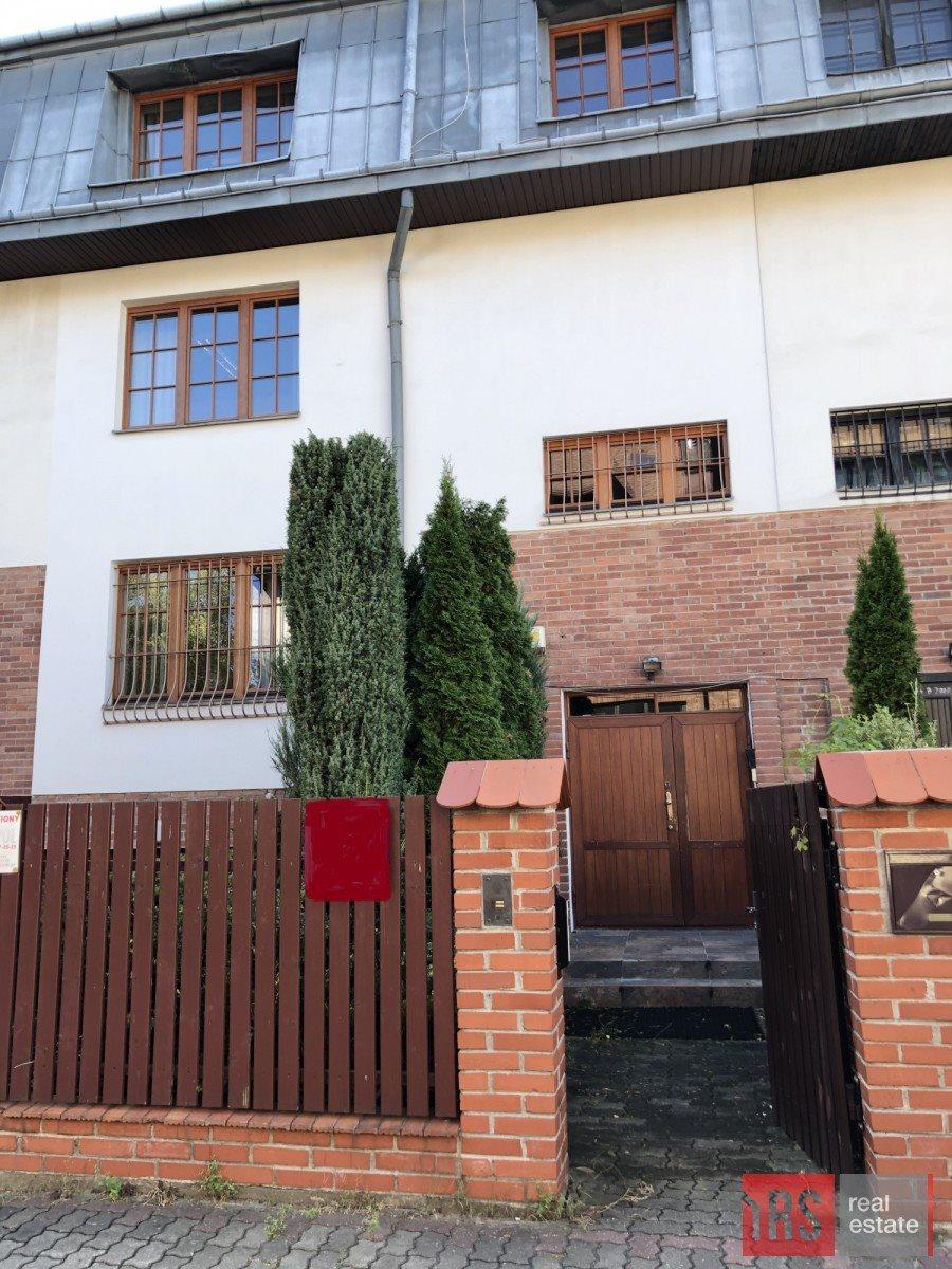 Mieszkanie na wynajem Warszawa, Mokotów, Dominikańska  273m2 Foto 1