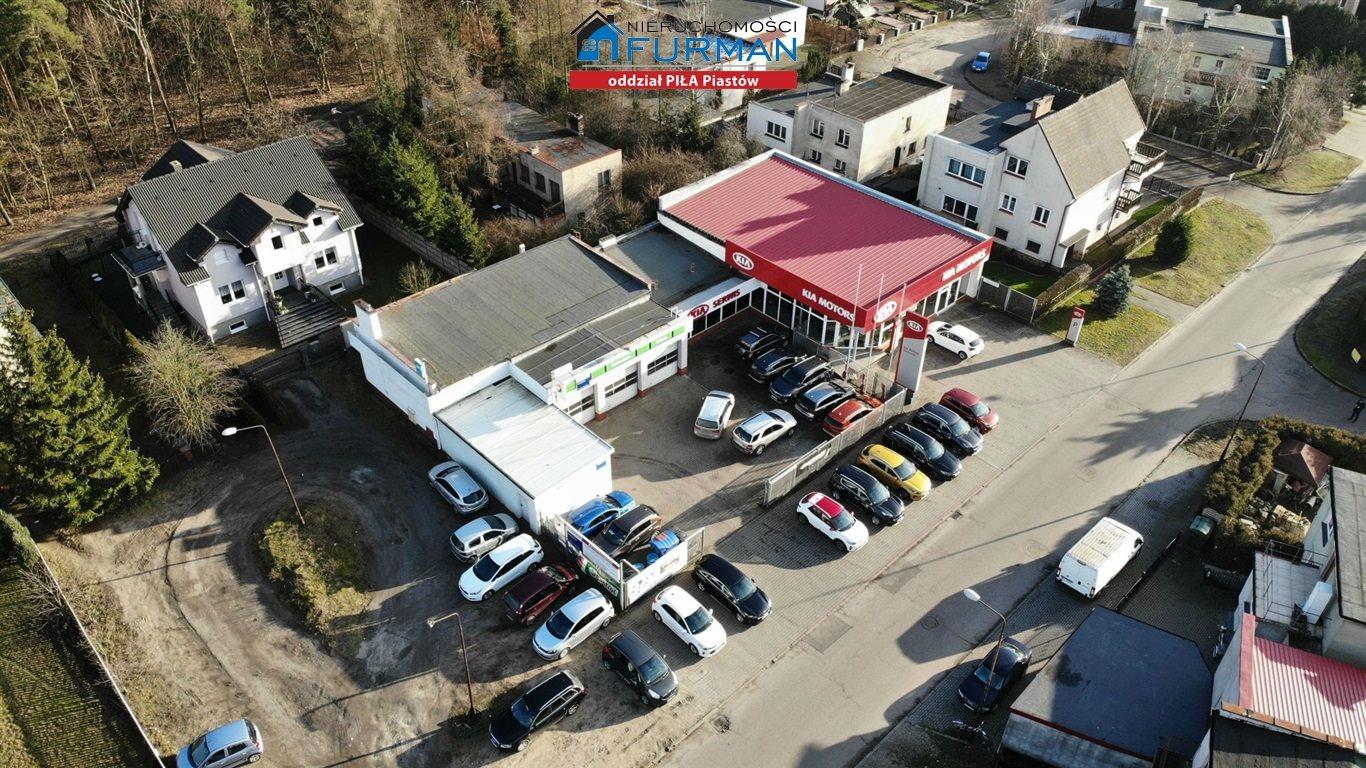 Lokal użytkowy na sprzedaż Piła, Podlasie  499m2 Foto 4
