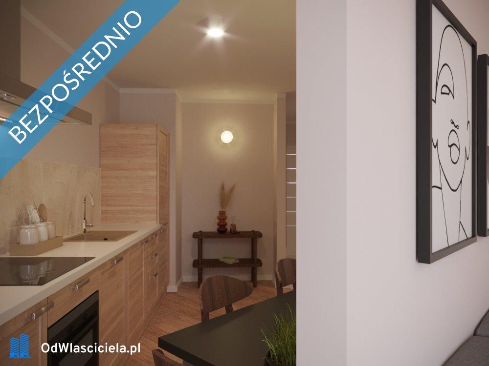 Mieszkanie dwupokojowe na sprzedaż Wrocław, Krzyki, Maczka 33  48m2 Foto 3