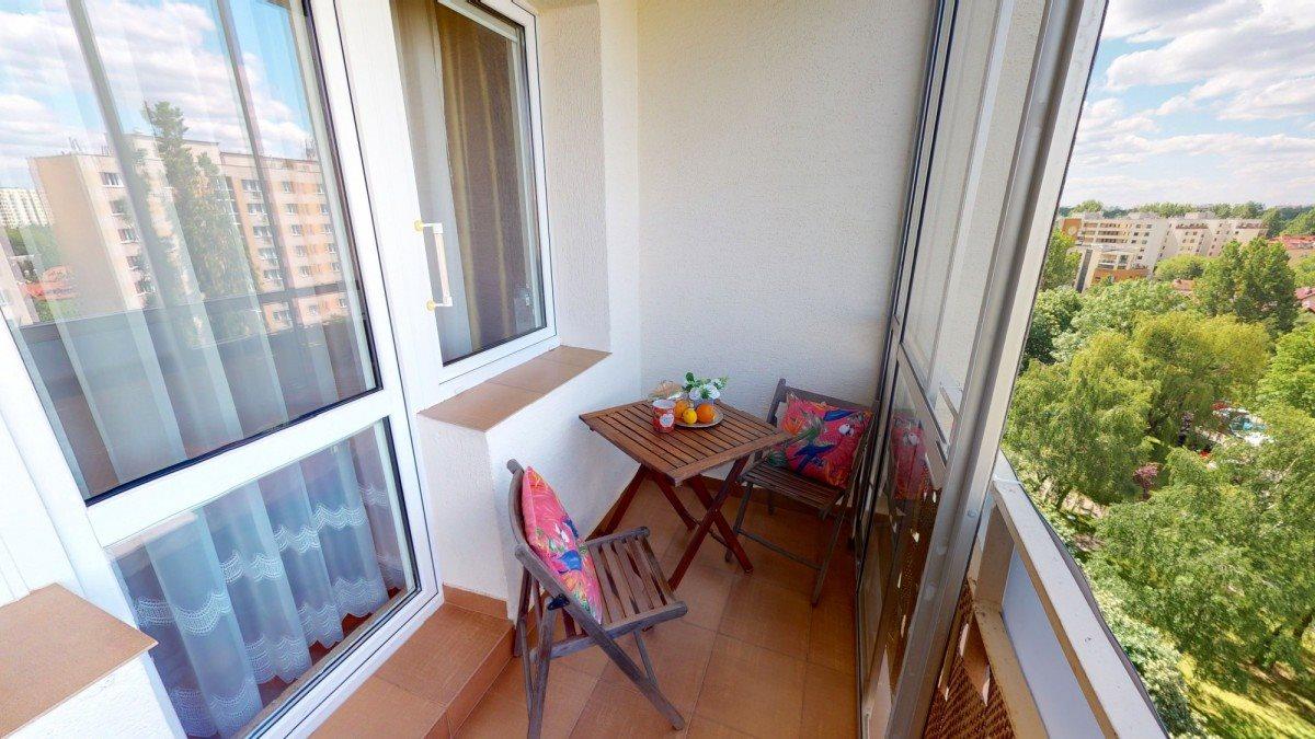 Mieszkanie dwupokojowe na sprzedaż Warszawa, Mokotów Sadyba, Nicejska  48m2 Foto 9