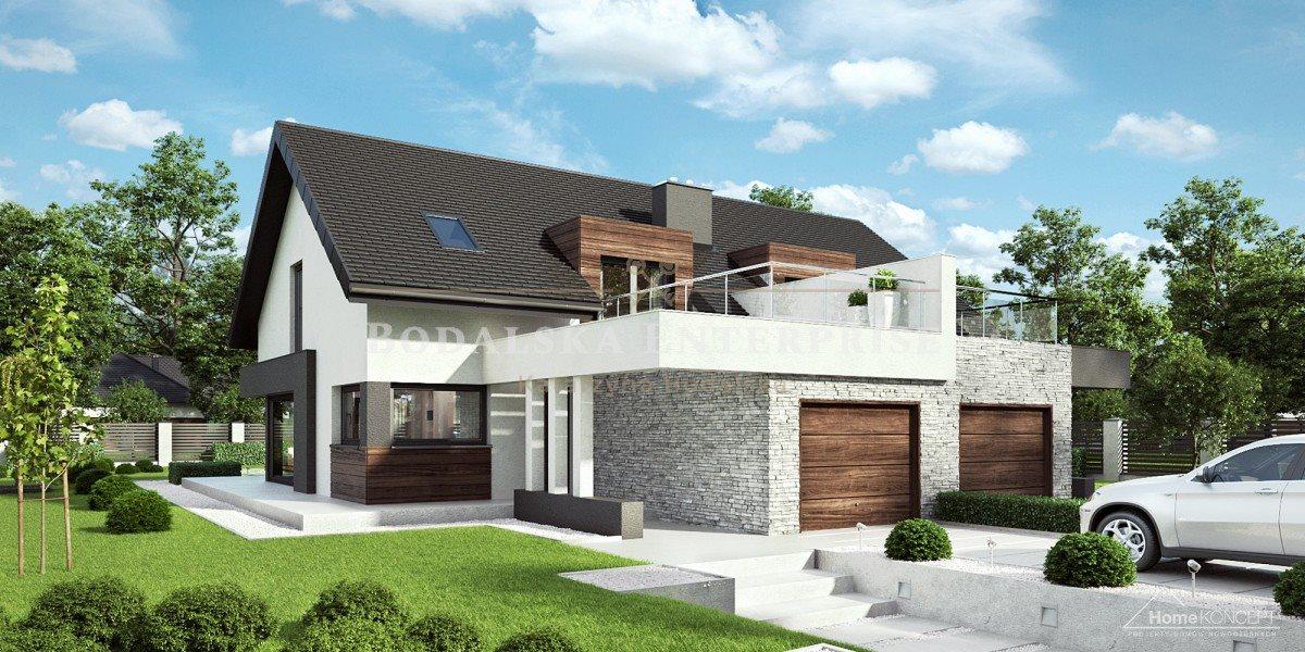 Dom na sprzedaż Panieńszczyzna, Warszawska  117m2 Foto 1
