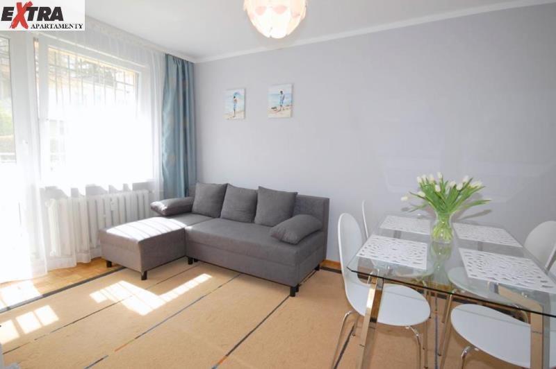 Mieszkanie dwupokojowe na wynajem Sopot, Kamienny Potok, KUJAWSKA  35m2 Foto 1
