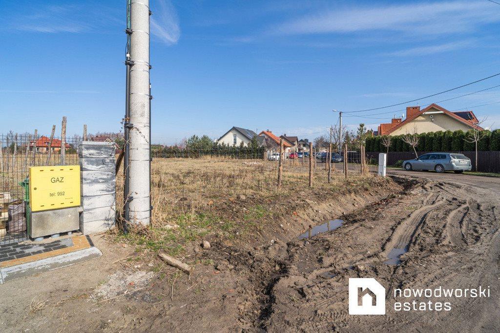 Działka budowlana na sprzedaż Słupno, Nastrojowa  1504m2 Foto 8