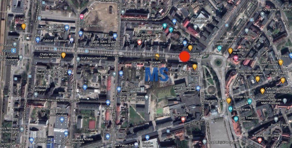 Lokal użytkowy na wynajem Słupsk, Aleja Wojska Polskiego  31m2 Foto 6
