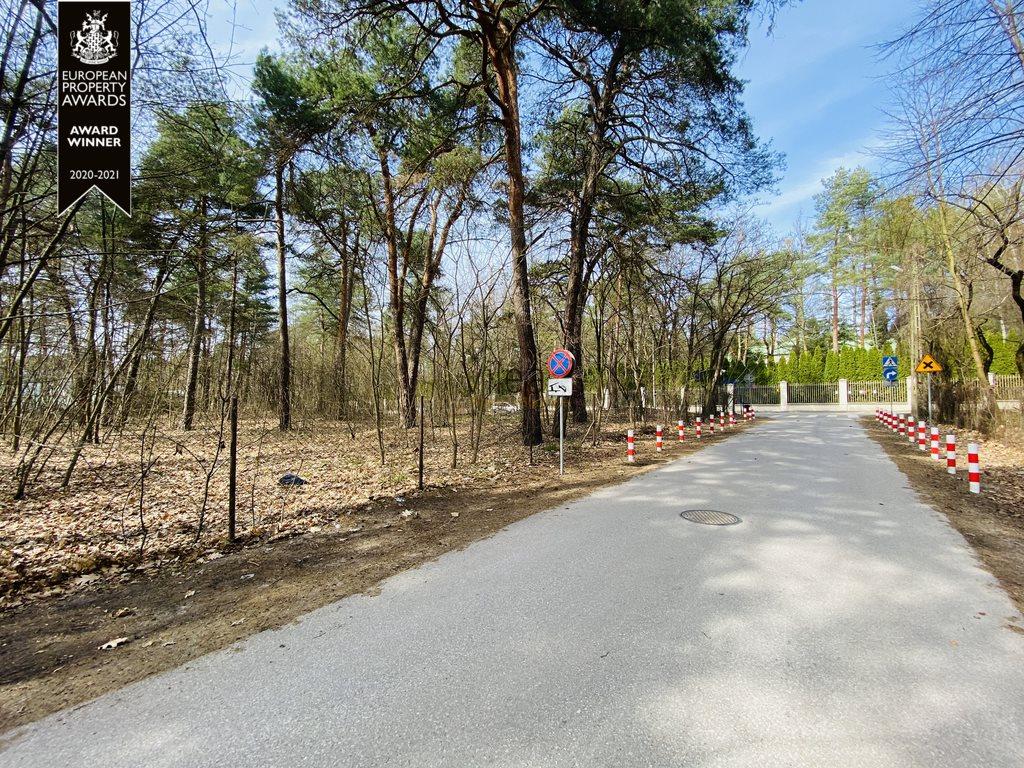 Działka budowlana na sprzedaż Konstancin-Jeziorna  2790m2 Foto 1