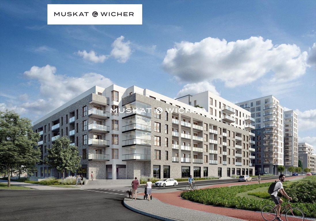 Mieszkanie trzypokojowe na sprzedaż Gdańsk, Brzeźno, Grudziądzka  65m2 Foto 1