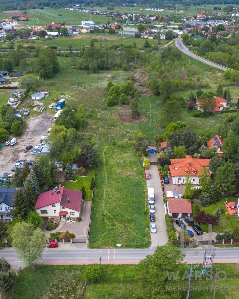 Działka budowlana na sprzedaż Stanisławów Pierwszy, Słoneczna  5440m2 Foto 10