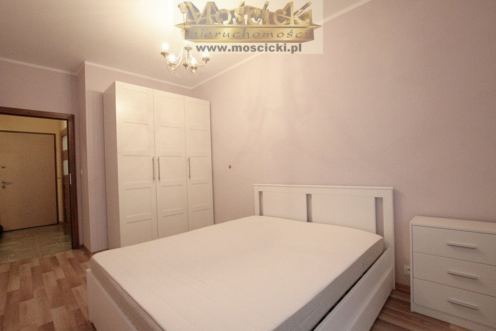 Mieszkanie dwupokojowe na wynajem Warszawa, Wilanów, Sarmacka  46m2 Foto 6