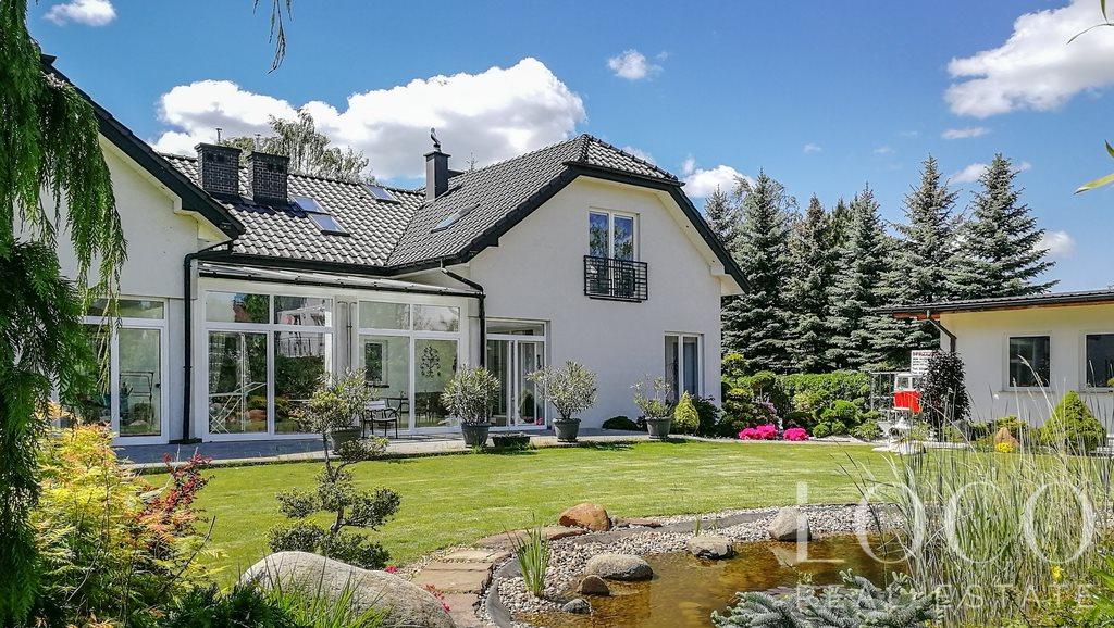 Dom na sprzedaż Łomianki  496m2 Foto 1