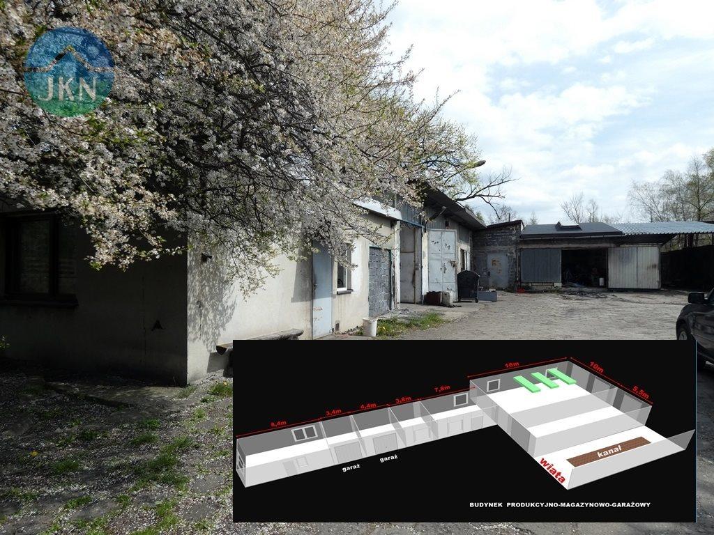 Lokal użytkowy na sprzedaż Czechowice-Dziedzice  8702m2 Foto 3