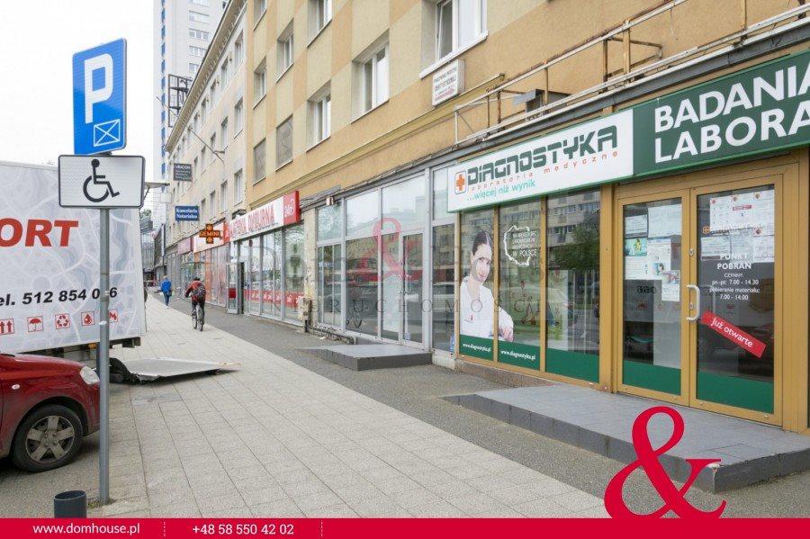 Lokal użytkowy na wynajem Gdańsk, Wrzeszcz, Grunwaldzka  120m2 Foto 1