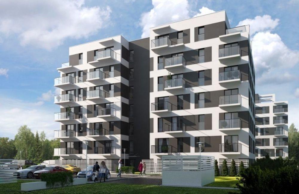 Mieszkanie dwupokojowe na sprzedaż Poznań, Górczyn, Romana Dmowskiego  41m2 Foto 1