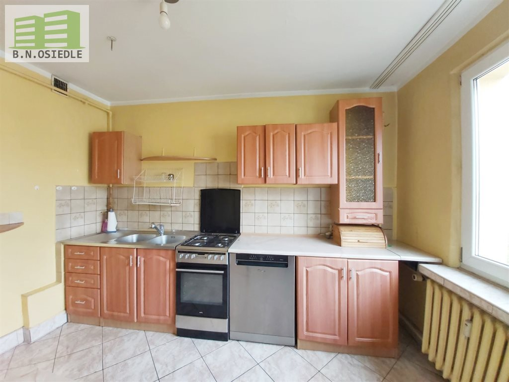 Mieszkanie dwupokojowe na sprzedaż Mysłowice, Brzęczkowice, Brzęczkowicka  51m2 Foto 3