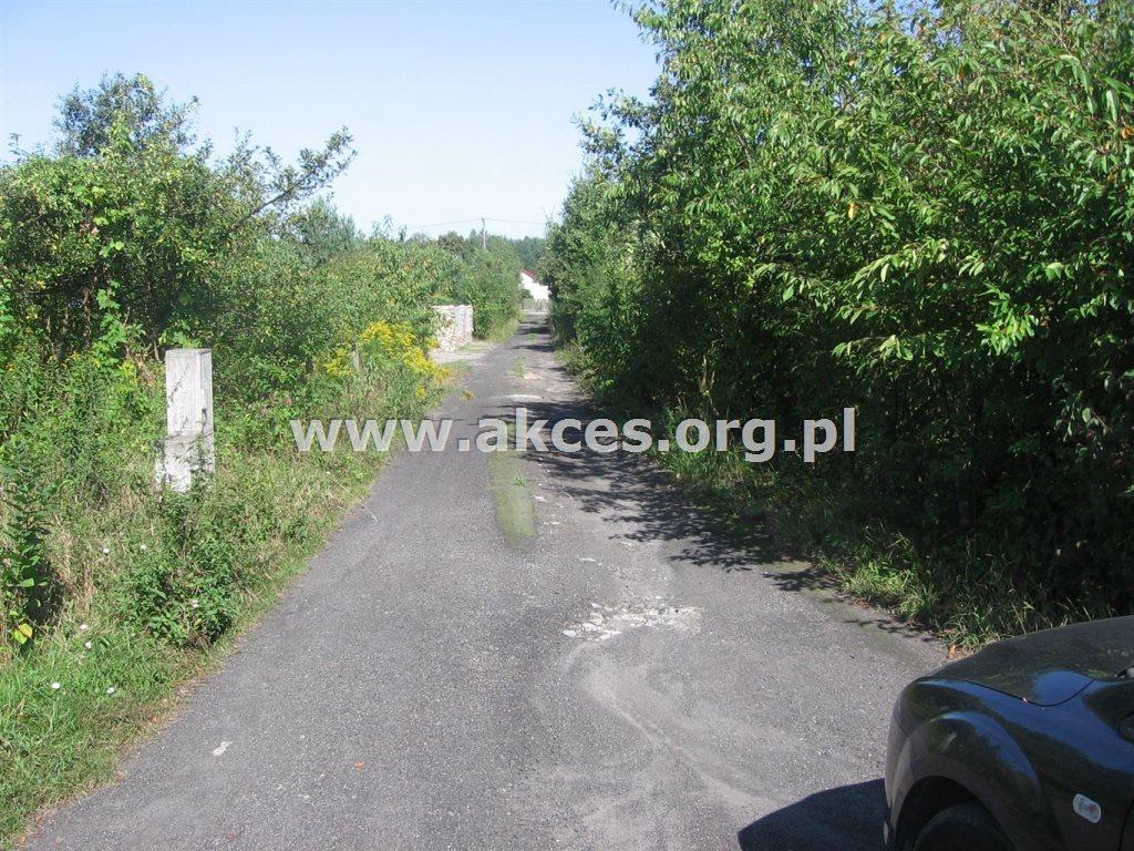 Działka budowlana na sprzedaż Łoś, Łoś, Polna  933m2 Foto 4