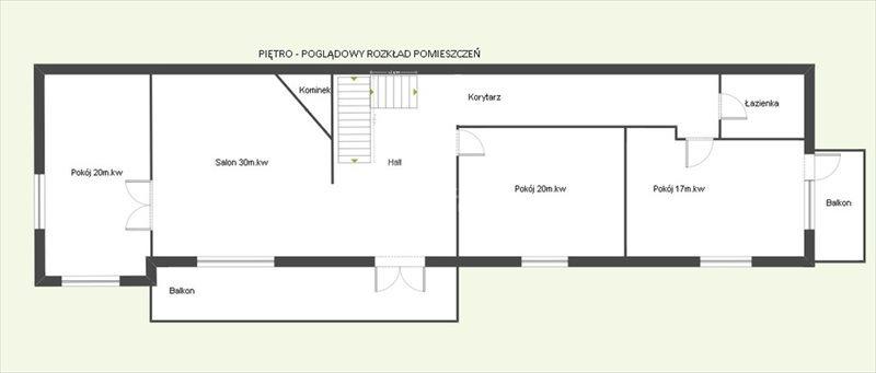 Dom na sprzedaż Pabianice, Dobra lokalizacja, centrum Pabianic  240m2 Foto 10