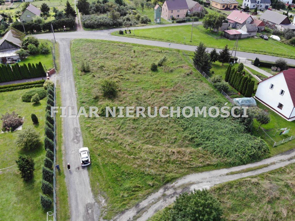 Działka budowlana na sprzedaż Chocianowiec  2600m2 Foto 4