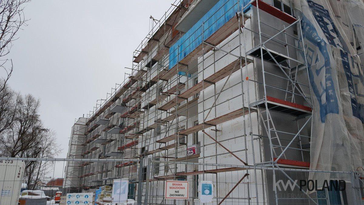 Mieszkanie trzypokojowe na sprzedaż Poznań, Nowe Miasto, abpa Walentego Dymka  50m2 Foto 8
