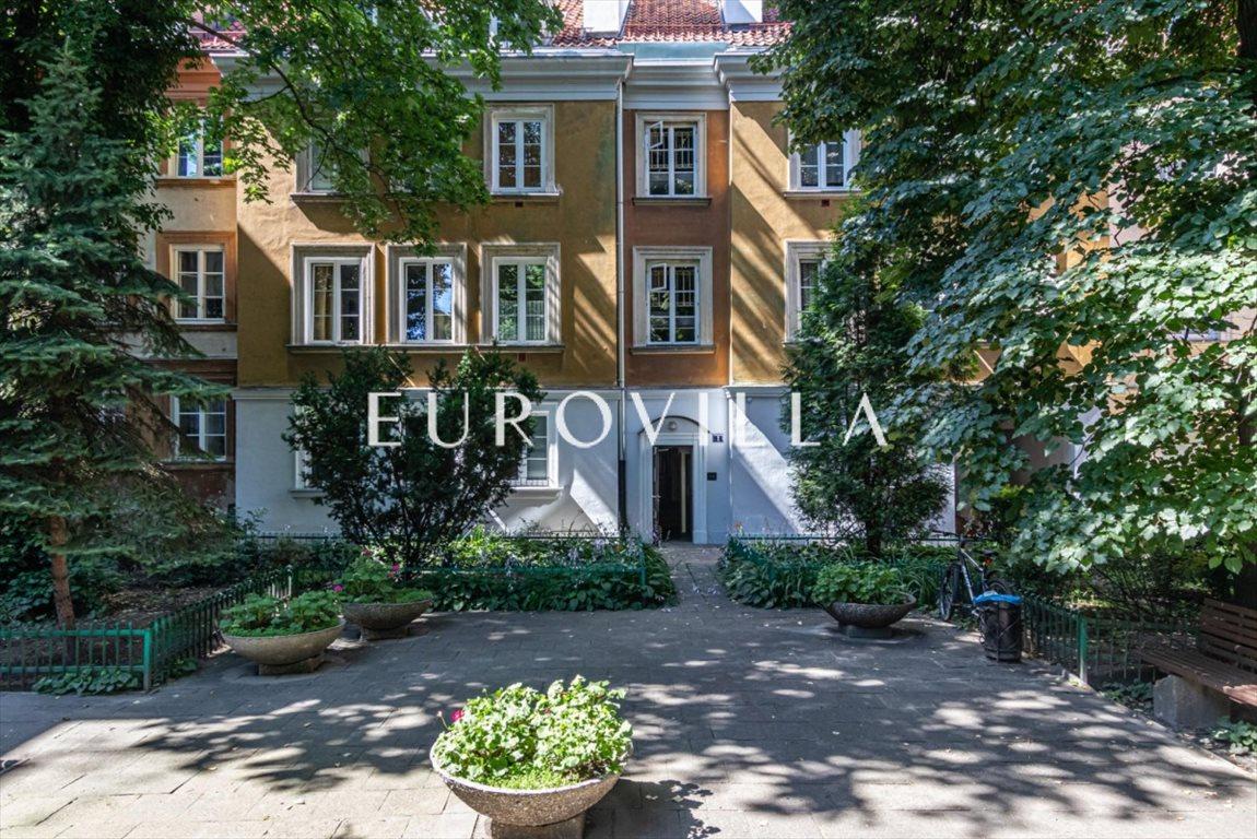 Mieszkanie dwupokojowe na sprzedaż Warszawa, Stare Miasto, Franciszkańska  35m2 Foto 12