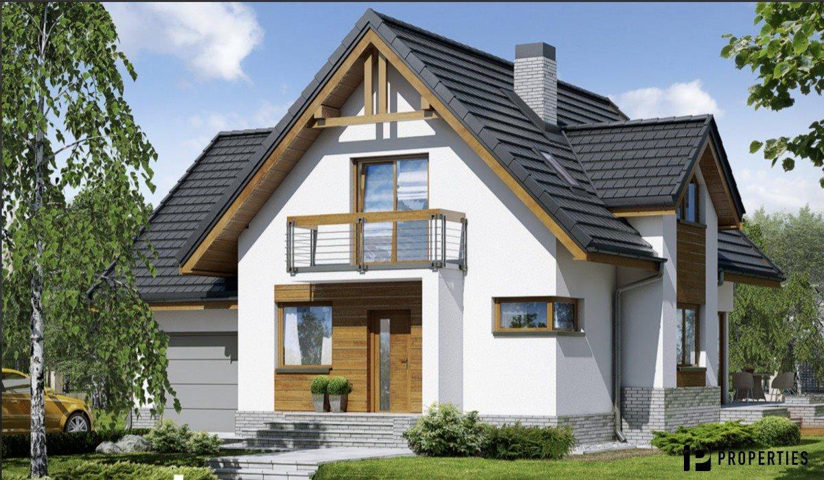 Dom na sprzedaż Warszawa, Ursynów, Trombity  169m2 Foto 1