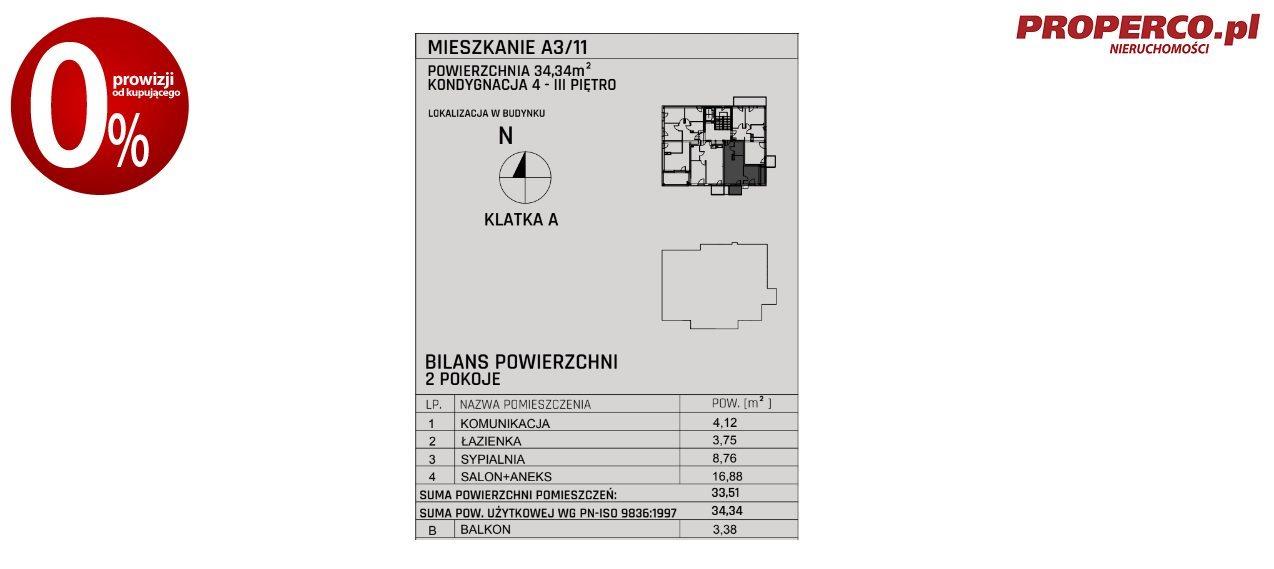 Mieszkanie dwupokojowe na sprzedaż Nowiny  34m2 Foto 10