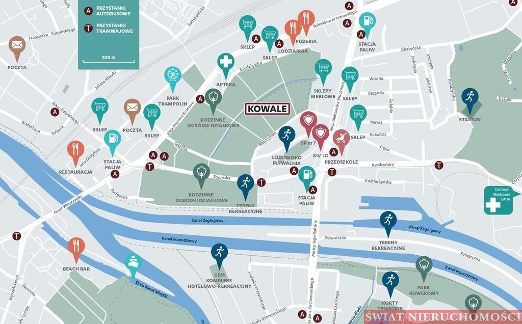 Mieszkanie czteropokojowe  na sprzedaż Wrocław, Psie Pole  70m2 Foto 3