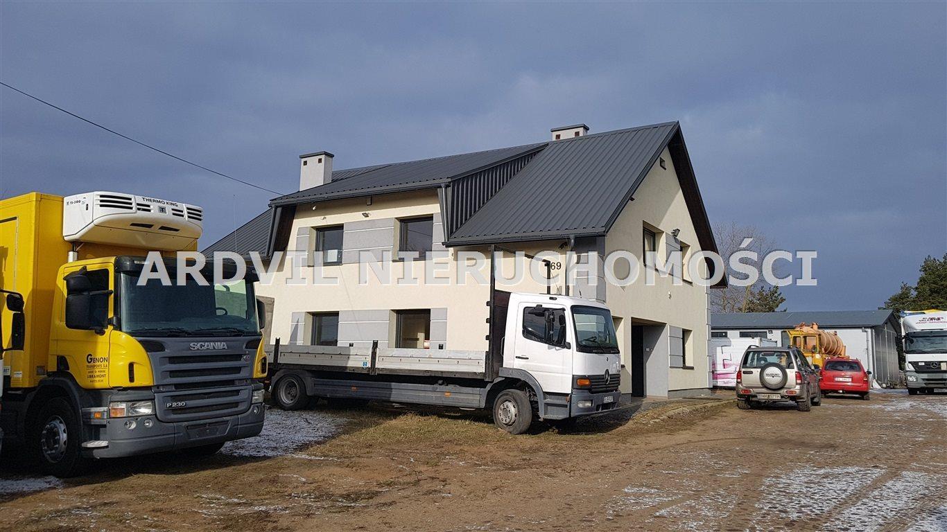 Lokal użytkowy na sprzedaż Ciechanowiec  2000m2 Foto 6