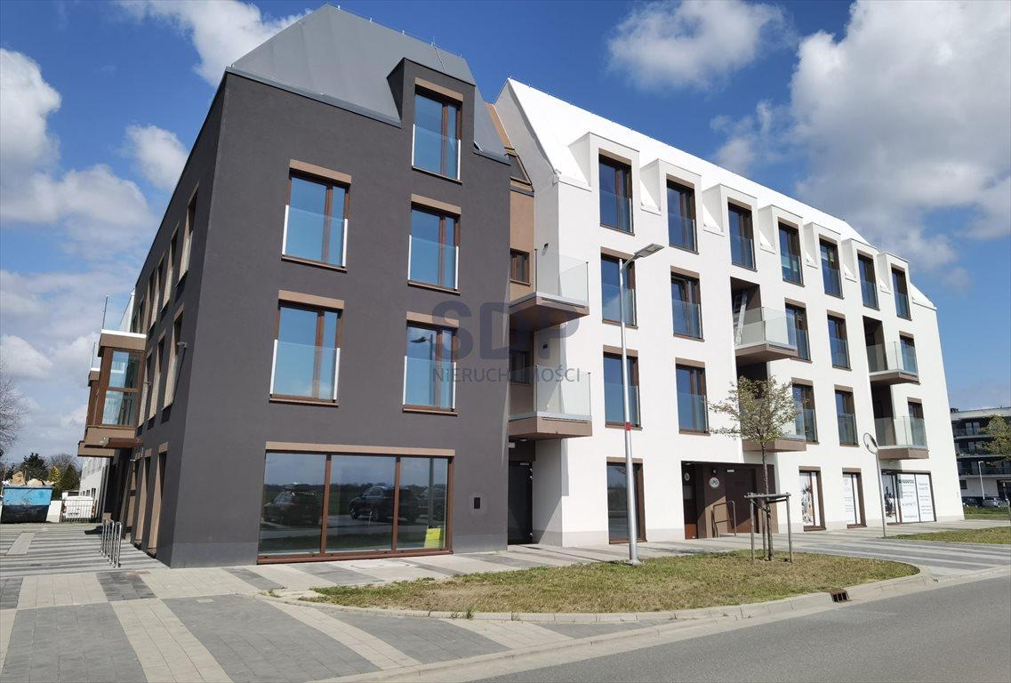 Mieszkanie dwupokojowe na sprzedaż Wrocław, Fabryczna, Żerniki, Hansa Poelziga  47m2 Foto 5