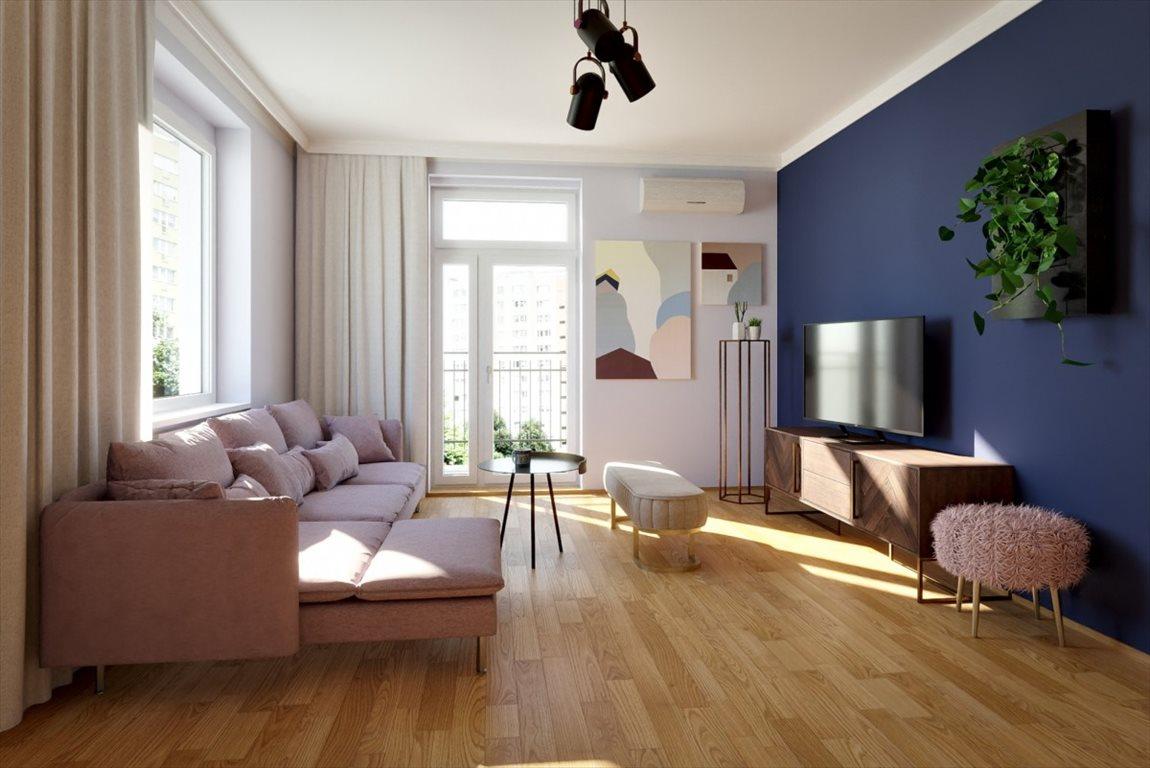 Mieszkanie dwupokojowe na sprzedaż Wrocław, Huby, Gliniana  59m2 Foto 1