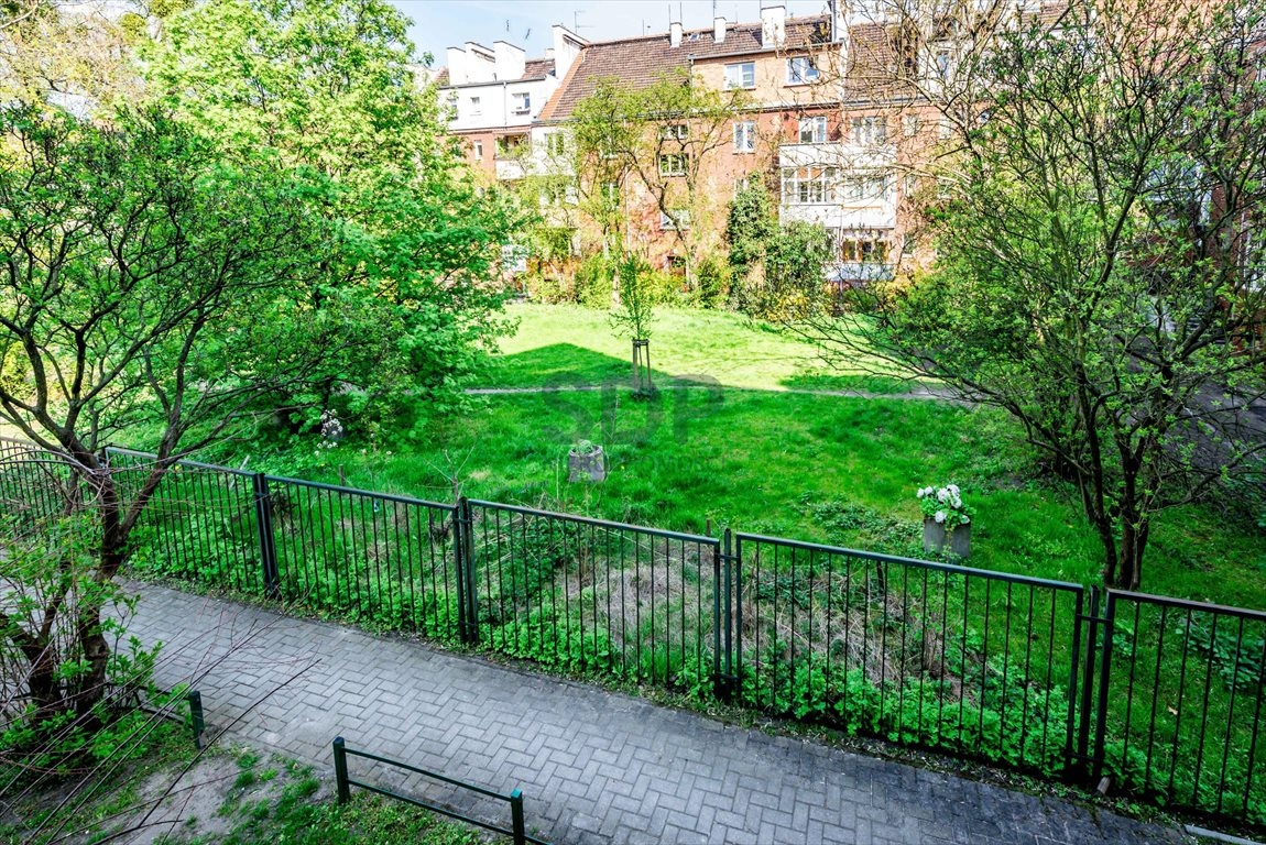 Mieszkanie trzypokojowe na wynajem Wrocław, Fabryczna, Grabiszyn, Hallera Józefa, gen.  60m2 Foto 7
