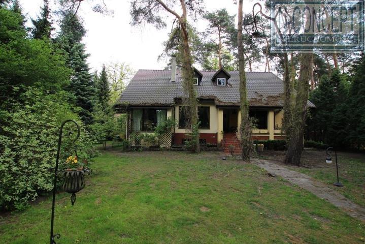 Dom na sprzedaż Podkowa Leśna, Podkowa Leśna  500m2 Foto 1
