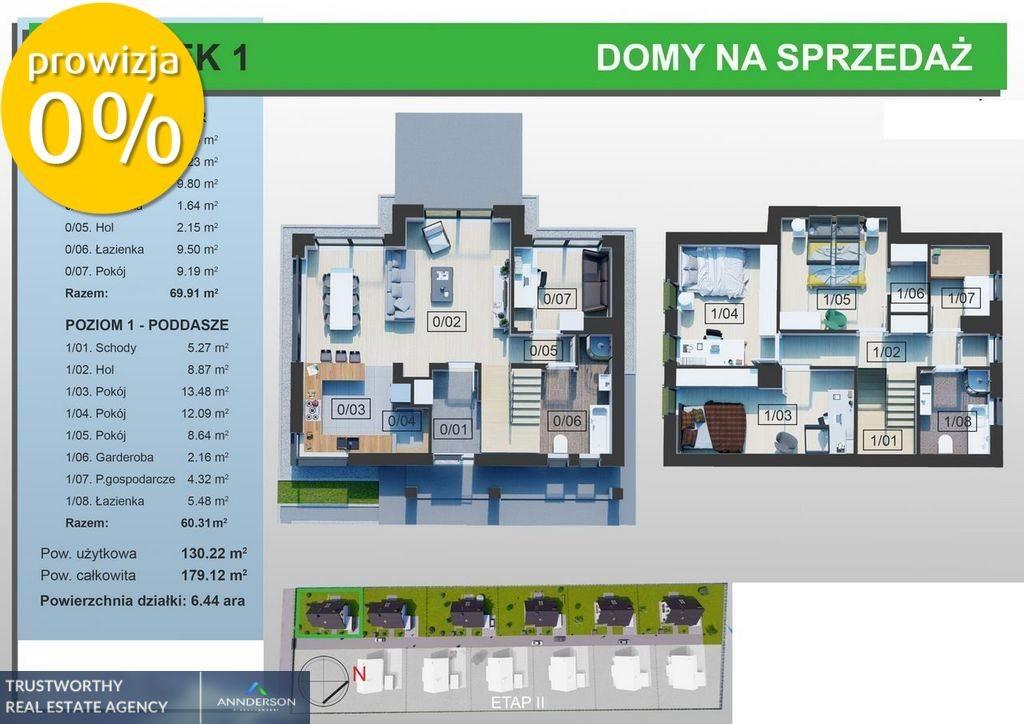 Dom na sprzedaż Wołowice  179m2 Foto 4