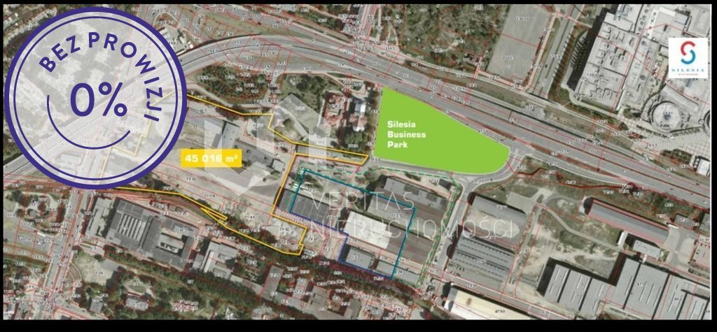 Działka budowlana na sprzedaż Katowice, Dąb  35000m2 Foto 2