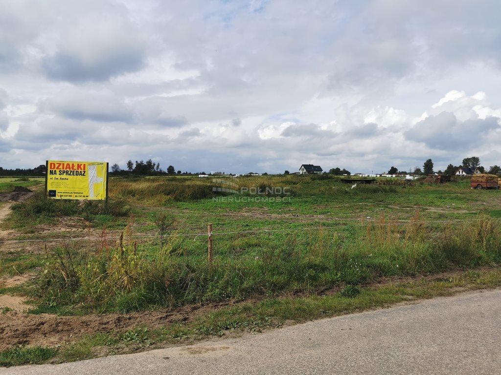 Działka budowlana na sprzedaż Zabłudów, św. Rocha  2652m2 Foto 2