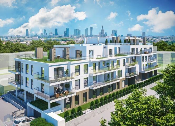 Mieszkanie dwupokojowe na sprzedaż Warszawa, Włochy, Wiktoryn  38m2 Foto 3