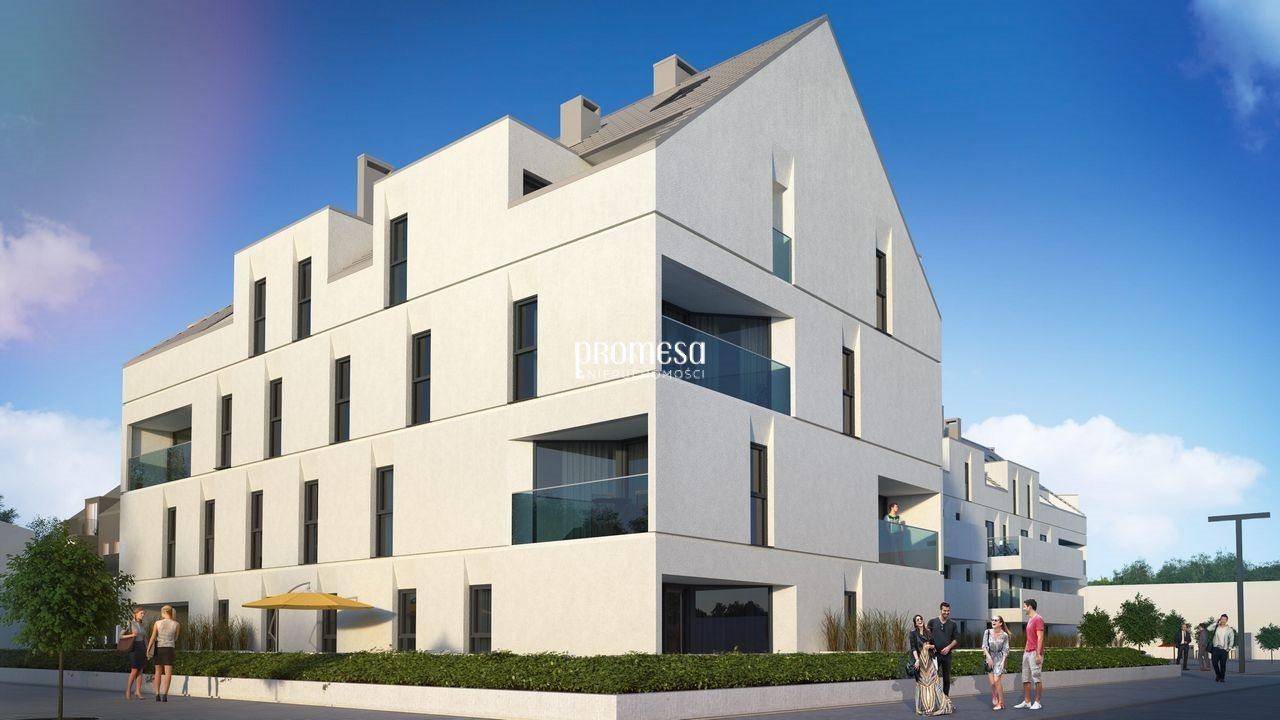 Mieszkanie trzypokojowe na sprzedaż Siechnice  52m2 Foto 7
