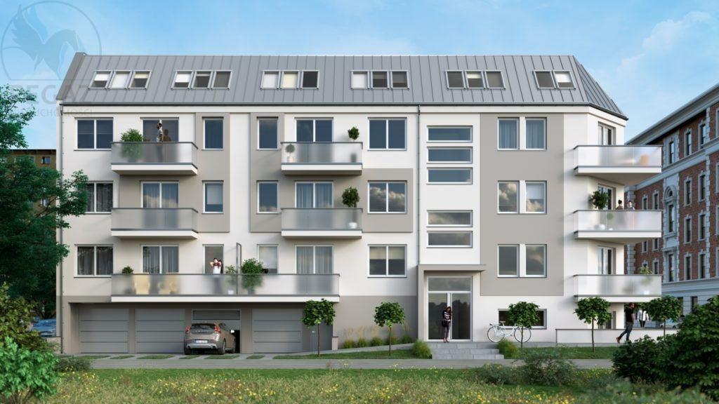 Mieszkanie trzypokojowe na sprzedaż Poznań, Jeżyce  88m2 Foto 2