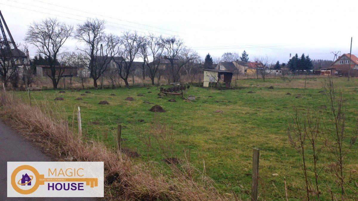 Działka przemysłowo-handlowa na sprzedaż Reda, Kazimierska  1033m2 Foto 1
