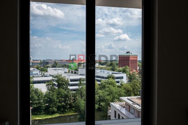 Mieszkanie dwupokojowe na sprzedaż Wrocław, Stare Miasto, Szybka  48m2 Foto 1